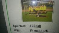 Die Fußballer unserer Jahn-Grundschule haben sich für das Regionalfinale in Cottbus qualifiziert. Echt stark und herzlichen Glückwunsch. Wir drücken alle Daumen für die Endrunde.