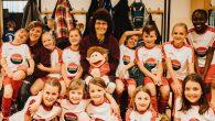 """Endlich hatte das Warten ein Ende. Für die """"Fußball Mädchen"""" und ihrer Trainerin Carolin Otto aus dem Hort der Friedrich – Ludwig – Jahn Grundschule ging ein großer Traum in […]"""