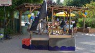 """Die warmen Sommertage durften unsere Hortkinder bei Spiel und Spaß genießen. In diesem Jahr standen alle drei Wochen unter dem Motto: """"Piraten macht die Leinen los!"""" Es wurde gebastelt, gebacken, […]"""